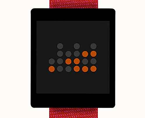 Enkel og nydelig Android Wear Watch Faces
