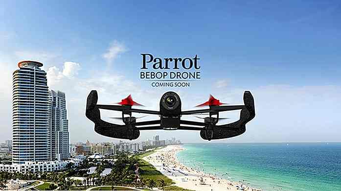 drone parrot la fnac