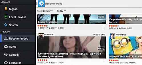 SuperTube - YouTube Video Player Pop Up per Android