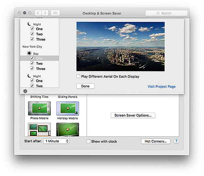 Cómo obtener Screensaver aéreo de Apple TV en tu Mac o PC