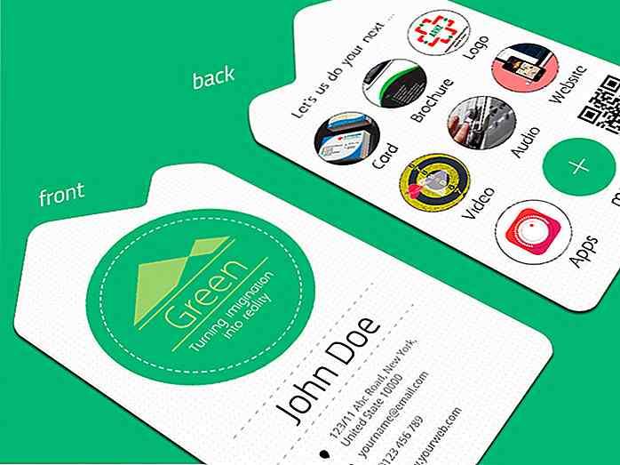 Modle De Carte Visite PSD Avec Un Design Organique Inspir Par La Nature Logo Icnes Et Une Silhouette Montagne Minimale