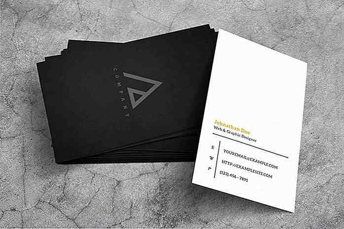 Maquettes De Cartes Visite PSD Haute Resolution En Format 225 X 35 Classique Et Enerve Ce Design Monochrome Avec Un Logo Geometrique Motif