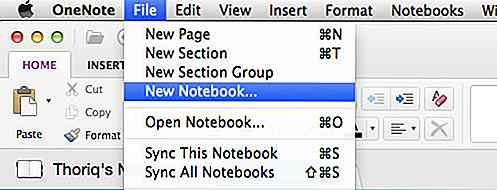 Come sincronizzare OneNote Notebook su OS X e Windows Phone