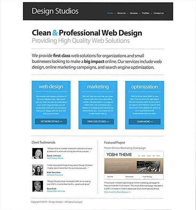 50 mejores tutoriales de Photoshop de la interfaz web - es.hideout ...
