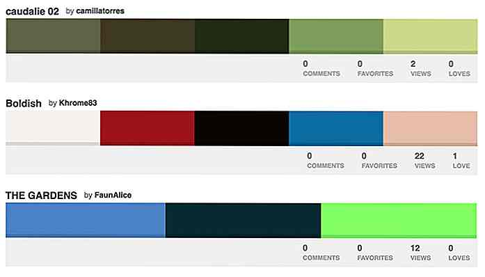 Las mejores herramientas de color para diseñadores web - es.hideout ...