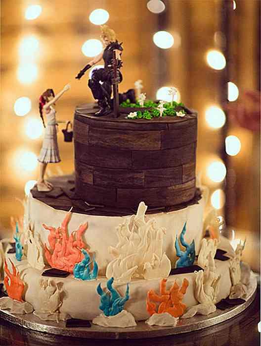 45 Kreative Hochzeitstorten De Hideout Lastation Com