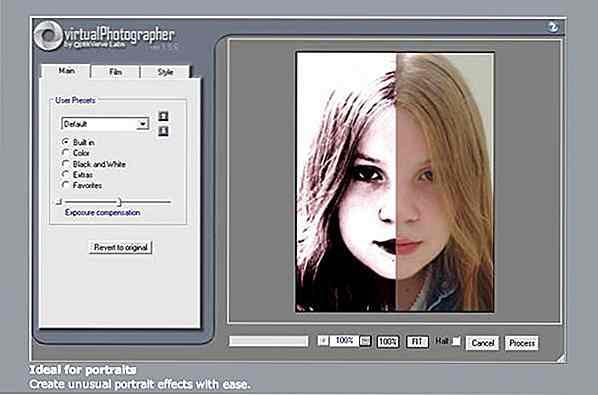 schwarz weiß bilder mit farbeffekt photoshop