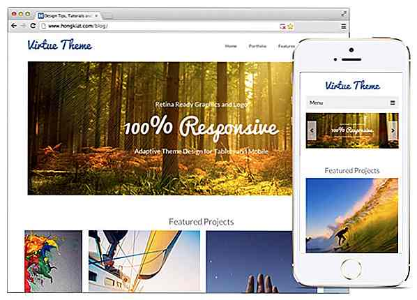 30 Beautiful & Responsive WordPress E-Commerce Temaer