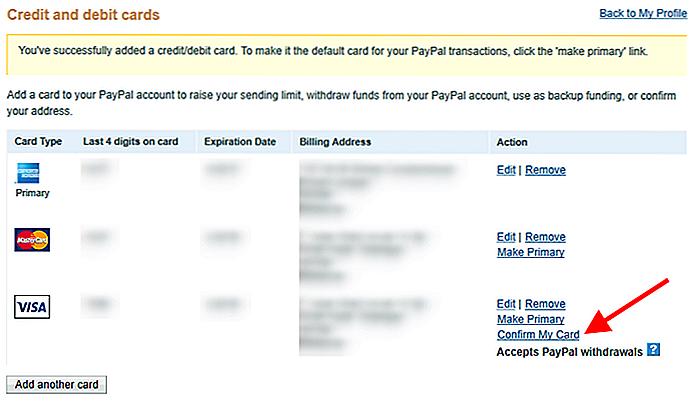 Paypal Karte.Wie Man Paypal Konto Mit Einer Virtuellen Visum Karte