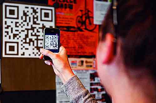 A Look Into: Product Marketing con codice Quick Response (QR)