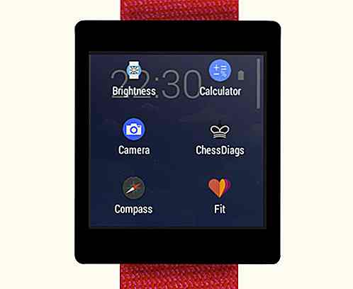 15 applications Android Wear à télécharger