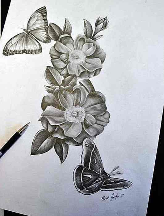 20 Bocetos De Tatuajes Inspiradores Y Alucinantes Eshideout