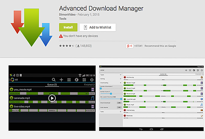 Top 5 Datei-Download-Manager [Android]