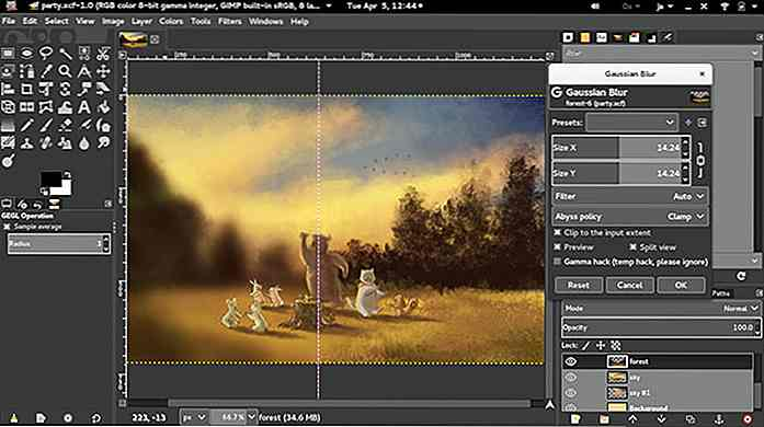 18 alternativas gratuitas de Adobe Photoshop