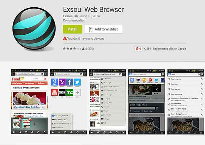 13 Alternative Webbrowser für Smartphones