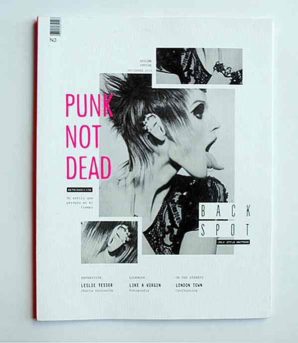 20 Smashing Editorial Design Pieces for Your Inspiration