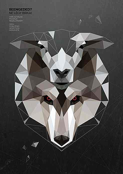 Of Edges And Sharp Corners - 20 Cool Geometric Art Pieces