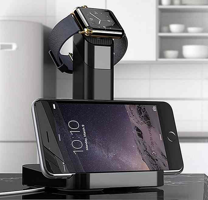20+ Apple Watch Docks - het beste tot nu toe