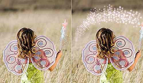 80 besten Fotoeffekte Photoshop Tutorials