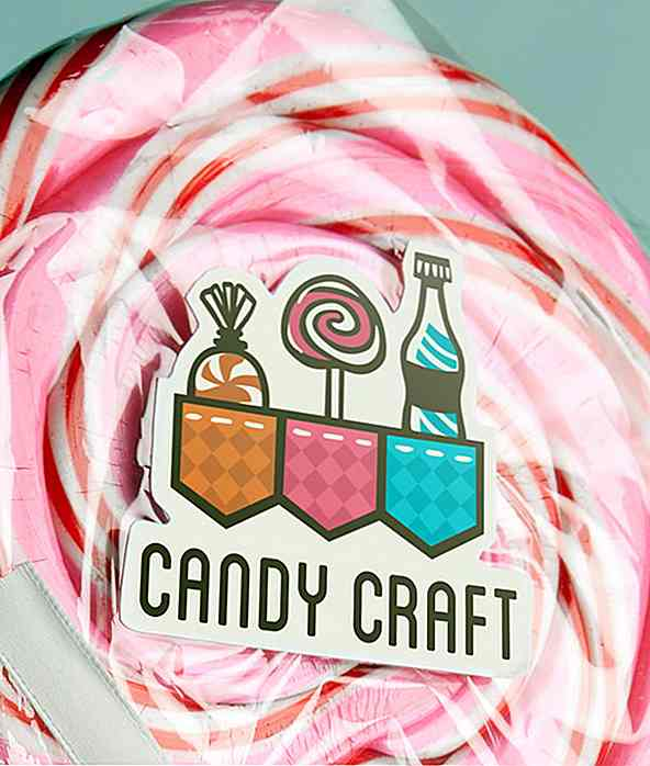 20 Deliciously Creative Candy Branding Eksempler