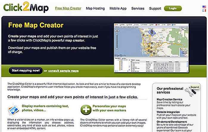 Karte Mit Markierungen Erstellen Kostenlos.10 Kostenlose Tools Zum Erstellen Eigener Karten De Hideout