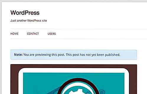 Administrere innhold du ser i WordPress Preview Mode [WordPress Tips]