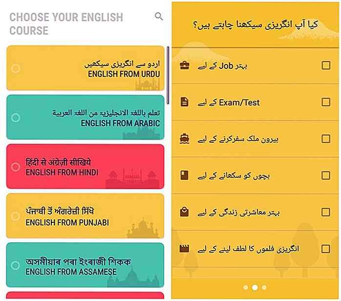 lære engelsk app