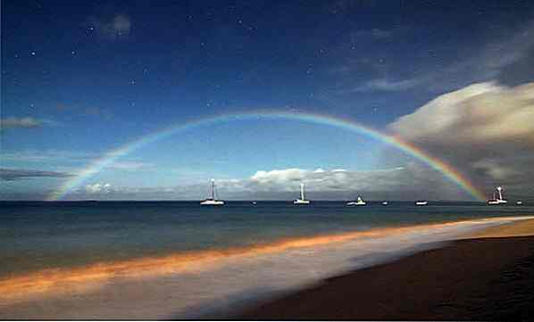 Moonbow Photography - 24 magnifiques photos de Lunar Rainbow