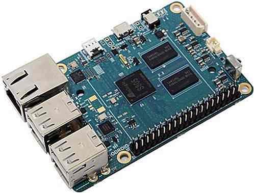 Raspberry Pi Alternatives: 8 SBC à vérifier