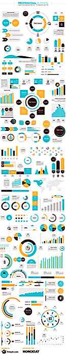 Freebie: Professional Business Infographic Template