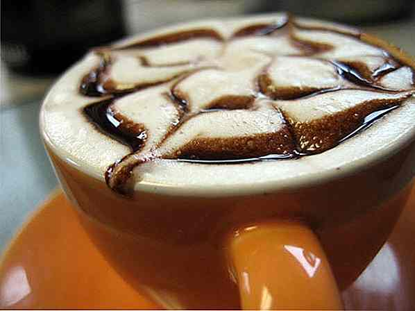 Latte Art: 40 Very Delicious Examples
