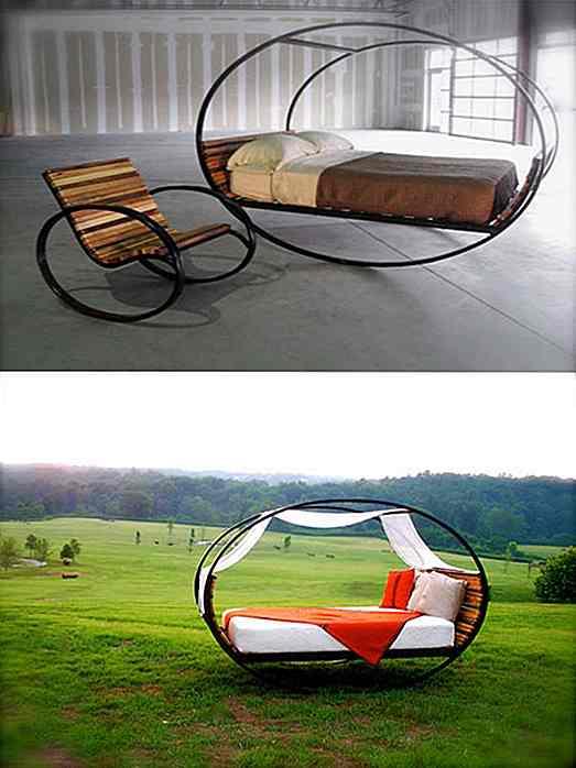 20 außergewöhnliche Möbel Designs für Ihre Inspiration - de.hideout ...