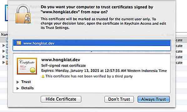 So aktivieren Sie SSL für Localhost mit MAMP - de.hideout-lastation.com